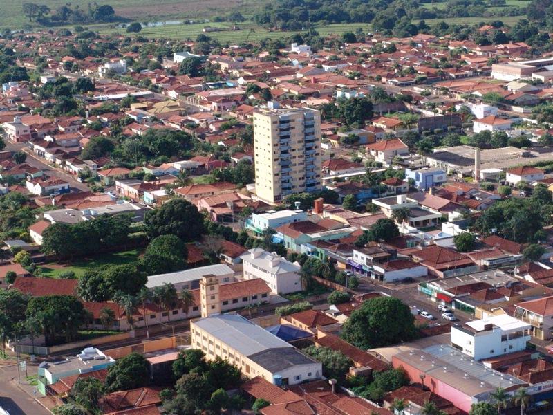 Quirinópolis Goiás fonte: sigasaude.go.gov.br